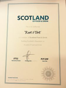 Scotland Food and Drink Membership