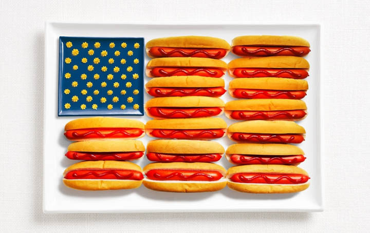Innovation Around Food is an American Tale